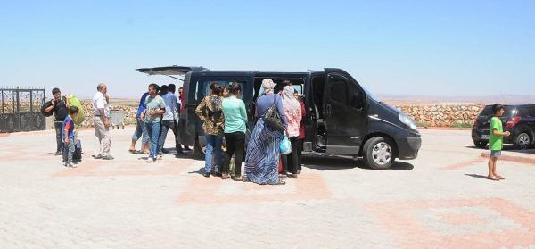 Işid'ten Kaçan 150 Ezidi Midyat'a Ulaştı