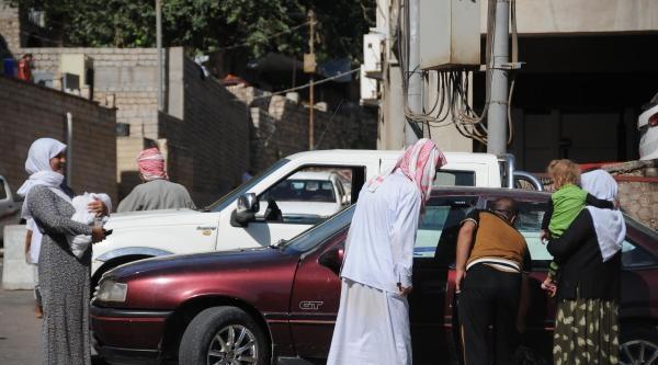 Işid'ten Kaçan Ezidiler Kutsal Mekanları Laleş'e Sığındı