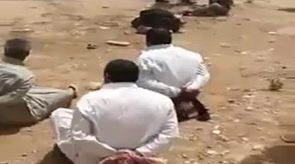 Işid'ten Yeni İnfaz Görüntüleri