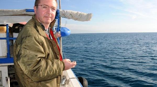 Iskenderun Körfezi'nde Deniz Sicakliği 3 Derece Artti