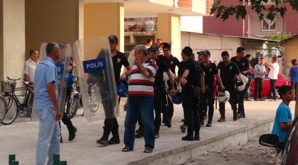 İskenderun'da Suriyeli Gerginliği
