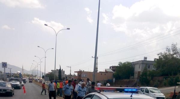 İslahiye'de 2 Kaza: 1 Ölü, 3 Yaralı