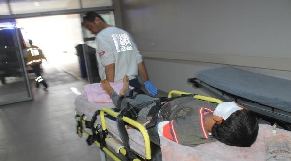 İslahiye'de 3 Kazada 3 Yaralı