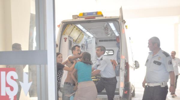 İslahiye'de Bıçaklı Kavga: 1 Yaralı