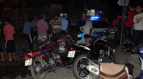 İslahiye'de Motosiklet Denetimi