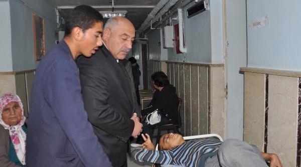 Islahiye'deki Kazada Otistik Genç Ağir Yaralandi