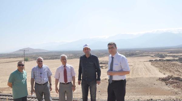 İslahiye'ye 25 Bin Suriyeli İçin Yeni Kamp Yapılacak