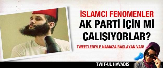 İslamcı fenomenlerden Twitter tüyoları!