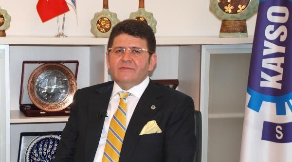 İso İlk 500'e Kayseri'den 13 Firma Girdi