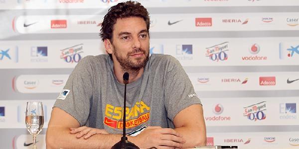 İspanyol Yıldız Pau Gasol: 2023 Dünya Kupası Türkiye'de Olursa Heyecan Verici Olur
