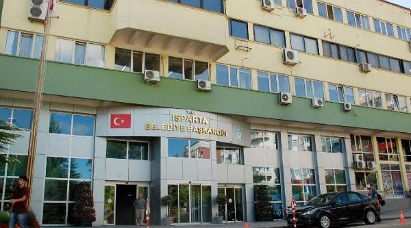 Isparta Belediyesi'nin Tüm Gayrimenkullerine Haciz Konuldu