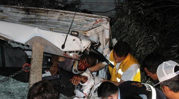 Isparta'da Kaza: 6 Ölü (2) - Yeniden