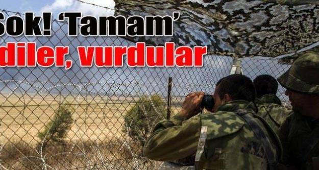 İsrail 2 saatlik ateşkesi bozdu.