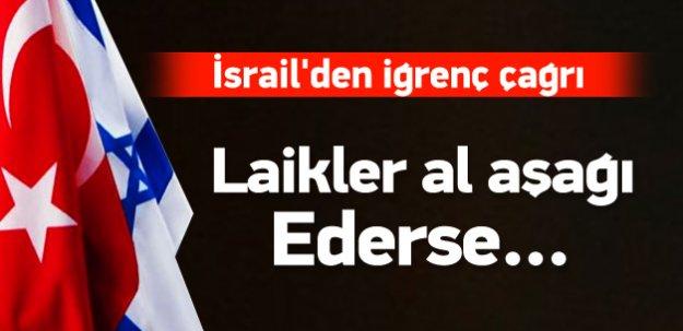 İsrail'den seçim sonrası Erdoğan itirafı