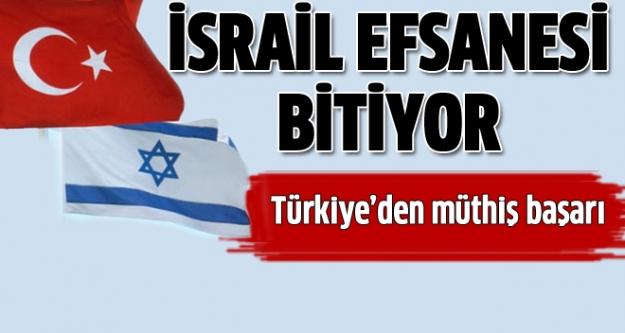 İsrail Efsanesi Bitiyor