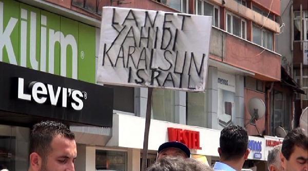 İsrail Protestosunda Döviz Krizi