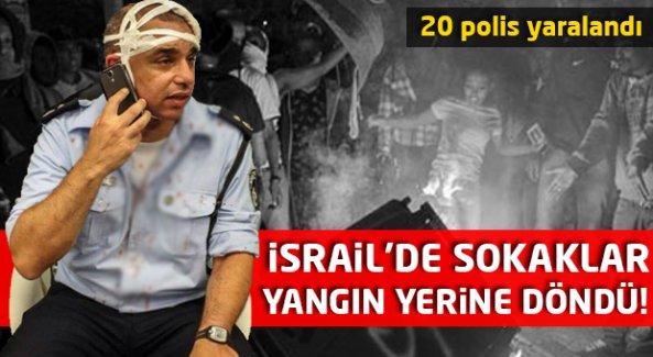 İsrail'de ortalık karıştı!