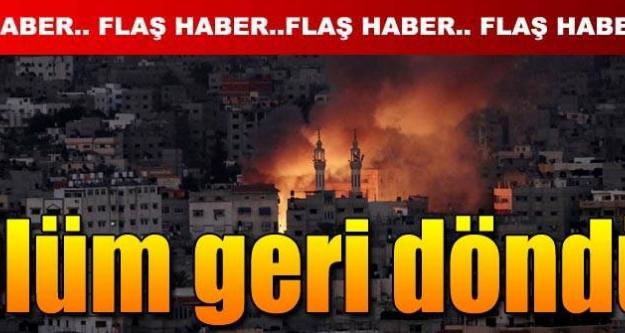 İsrail'den 24 saatlik ateşkes