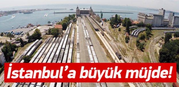 İstanbul'a büyük müjde!