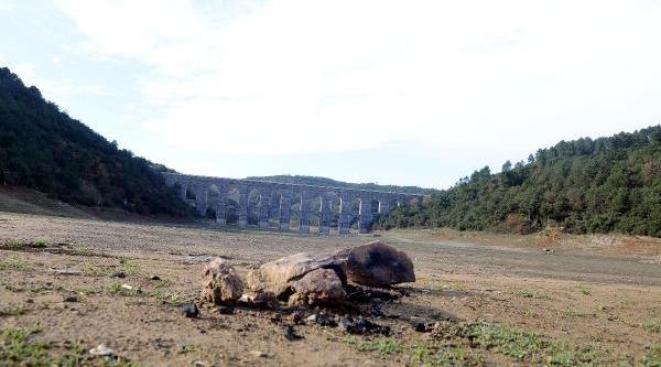 Istanbul Barajlarindaki Su Miktari Önceki Yillara Göre Azaldi