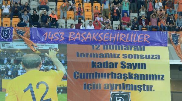 İstanbul Başakşehir-kasımpaşa Maçı Fotoğrafları