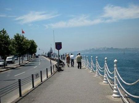 İstanbul boğazı genişliyor...
