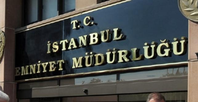 İstanbul Emniyet Müdürlüğünde Toplantı...