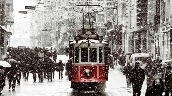 İstanbul için kar alarmı!