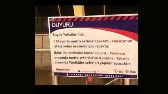 İstanbul'lular dikkat! O gün...