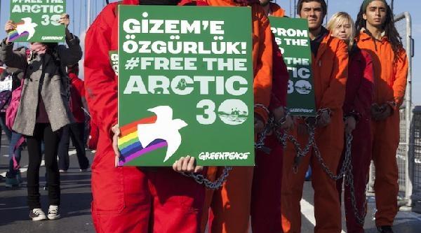 Istanbul Maratonu'nda Gizem Için Yürüdüler