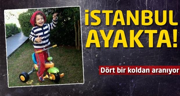 İstanbul onun için ayakta!Pamir aranıyor!