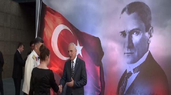 İstanbul Valiliği'nden Zafer Bayramı Resepsiyonu