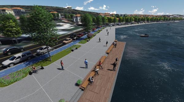İstanbul'a Yeni Bisiklet Yolu