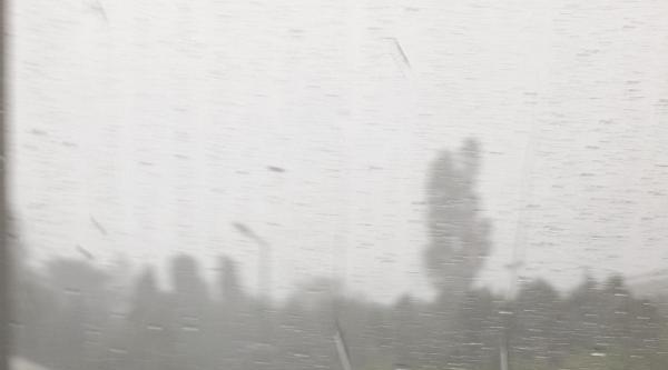 İstanbul'da Çok Etkili Bölgesel Yağış