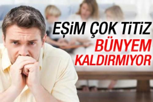 İstanbul'da ilginç bir boşanma davası!