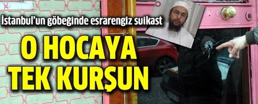 İstanbul'da şimdi de Özbek suikasti