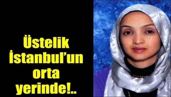 İstanbul'da ürperten dehşet!