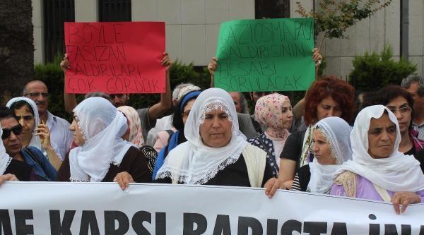 İstanbul'daki Olay İzmir'de Kınandı