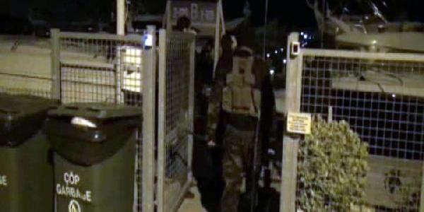 Istanbul'daki Suç Örgütü Operasyonu