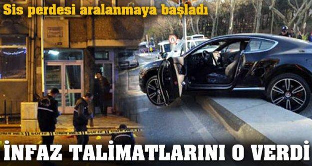 İstanbul'daki suikastların talimatı ondan