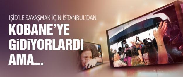 İstanbul'dan 2 bin kişi IŞİD'le savaşa gidecekti ama...