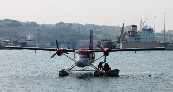 İstanbul'dan Bandırma'ya Deniz Uçağı Deneme Seferi