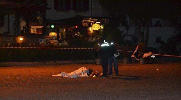 İstanbullu Kuyumcu Cunda'da Bıçaklanarak Öldürüldü