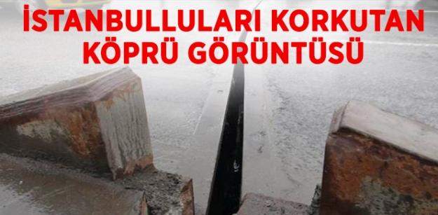 İstanbul'luları korkutan görüntü!