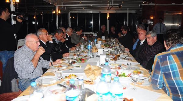 Istanbulspor'lu Emektarlar Buluştu