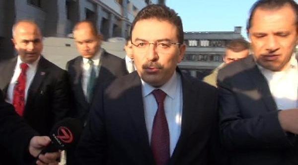 Istanbul'un Yeni Emniyet Müdürünün Ilk Gün Mesaisi