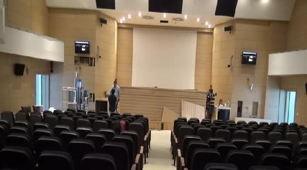 İşte Balyoz Davası'nın Görüleceği Mahkeme Salonu