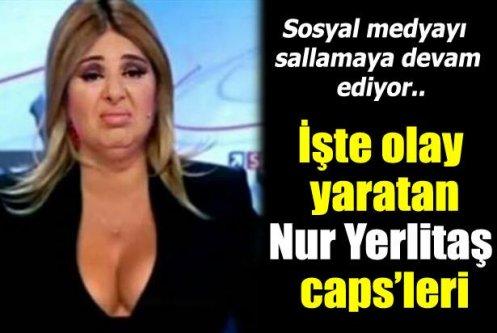 İşte en yeni Nur Yerlitaş capsleri...