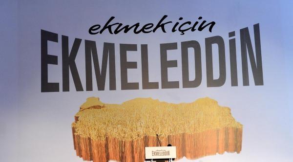 İşte İhsanoğlu'nun Kampanya Sloganı Ve Logosu