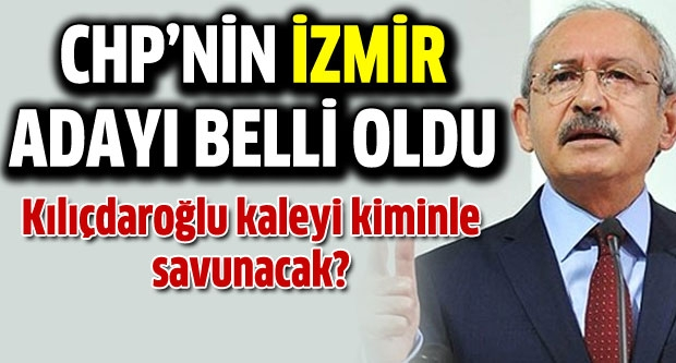 İşte Kılıçdaroğlu'nun açıkladığı o isim
